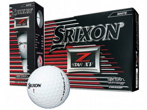 SRIXON Z-STAR XVゴルフボール